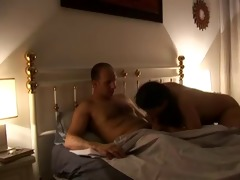 brazilian dad tempted by daughters friend - rayra