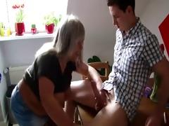 plump german neighbour - dicke deutsche nachbarin