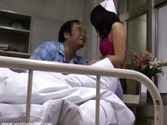 innocent nurse gets screwed by ward patient