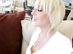 golden-haired lesbo milfs amanda blow and torri