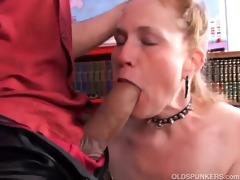 kinky aged sweetheart spicy enjoys a hard fucking