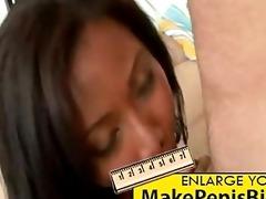 ebony teen jessica dawn seduces white step brother