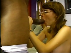 tight pussy, taut ass for large darksome wang