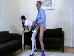 older boy and younger hottie fuck and ejaculation