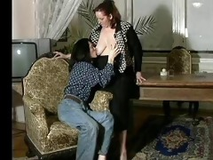 sexy mommy n93 brunette hair mature with a