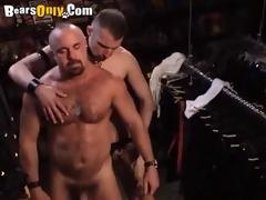 daddy gives a warm cum facial