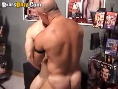 furry dad fucks bushy bottom