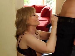 nina hartley on a date with youthful lad