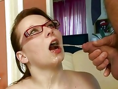 grandpa fucking and pissing on naughty breasty