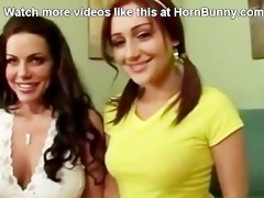 mamma and daughter fuck lad - hornbunny.com