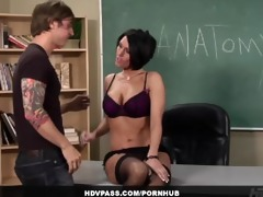 charming mother i babe dylan ryder lets student