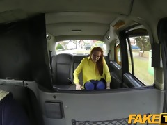 faketaxi uni student acquires fucked twice in one
