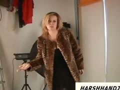 british mother i works cock harsh after modelling