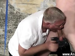 astounding twinks sean mckenzie is corded up and