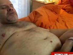 lustful daddies fucking a cub