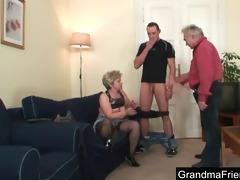 mature fucking with lover and spouse