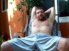 redbearded dad hairyartist - bulge disclose
