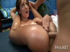 sexy 18 year old gril gets drilled hard