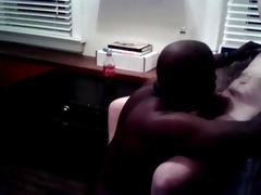 darksome cockslut swallows verbal white daddy cum