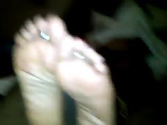 friends mother feet 2