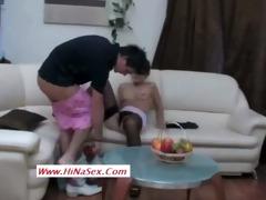 muslim hijab slut drilled by her brother in law-