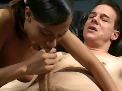 sweet black coed assfucked by mature prof