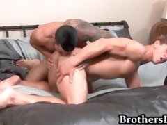 alex fucking trio hunk up the butthole part5