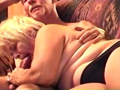 knob engulf in darbys black panties