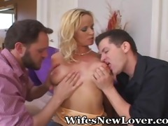 wife experiments with two fresh paramours