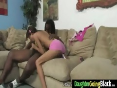 young daughter with nice arse screwed by a