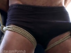 biggest cock muscled god edged