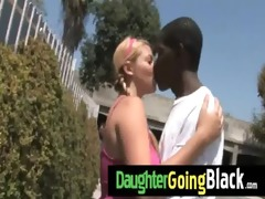 daughter going black 14