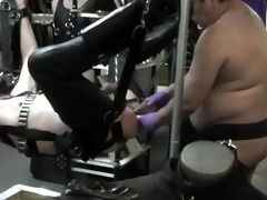 sex swing in the toy store - pig dad productions