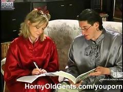 juvenile student seduces her professor