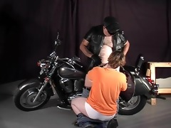 biker initiation - pig dad productions