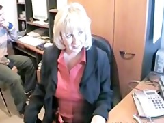 older british blonde sucks and copulates 2