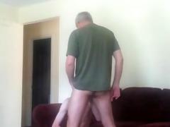 daddy & son!