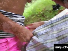 legal age teenager vivien 69ing an old dude in