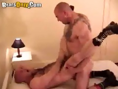 older bears sexy and heavy orgasm