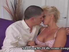 lingerie wifey shared with young dong