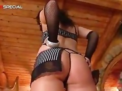astonishing pierced pussy milf engulfing part6