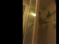 sister caught changing on hidden webcam in shower