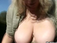 wife finds her fellow fucking mother in law
